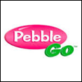 an icon of pebblego