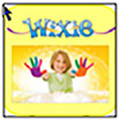 an icon of wixie